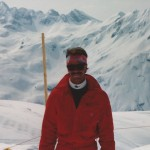 Me skiing in the Austrian Alps