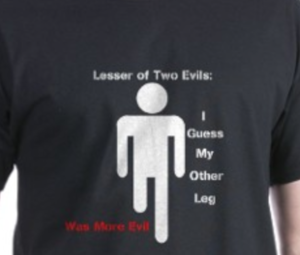 This tee- shirt from Zazzle sums my situation well!